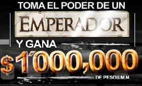 galletas emperador millon de pesos