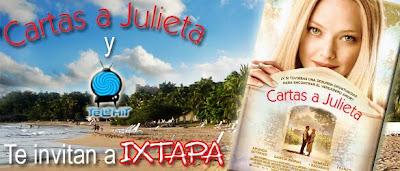promocion cartas a julieta