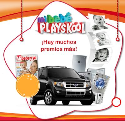 premios promocion playskool mexico 2010