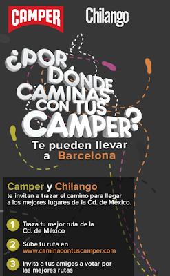 promocion camper mexico 2010