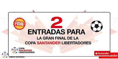 Promocion Banco Santander Copa Santander Libertadores 2010