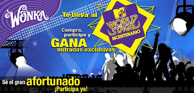 concurso wonka mtv world stage mexico