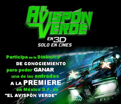 premios entradas cine avispon Verde computadora vaio promocion sony style Mexico 2011