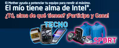 premio Netbook Dell ,smartphone ,mp4, reloj digital, reloj monitor, zapatillas de running, remera de running, abrigo de micropolar promocion intel peru argentina Mexico Brasil