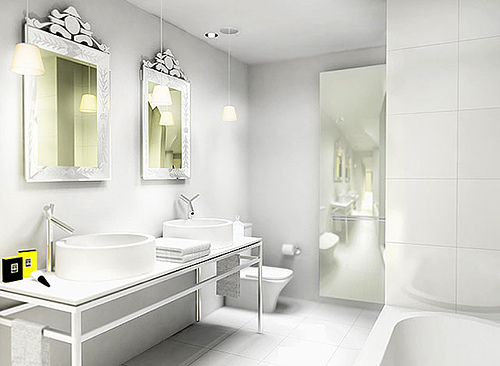 bathroom edition light bright glamorous  ephemerette bathroom edition light  bright glamorous. Light And Bright Bathrooms