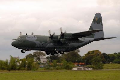 FAB disponibiliza 8 aeronaves para ajudar Haiti