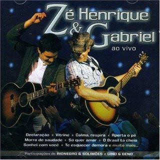 ze+henrique+e+grabriel Zé Henrique e Gabriel   Ao vivo | músicas