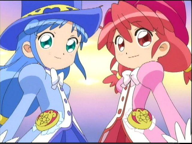 As princesas gémeas do Planeta Maravilha  Hx2kk9