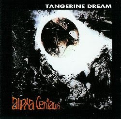 Tangerine Dream Alpha Centauri cover