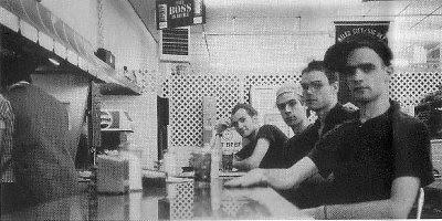 Fugazi, Big, Sky Montana, late 80s