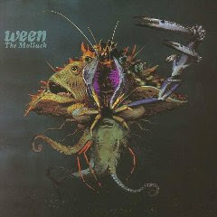 Ween The Mollusk CD cover