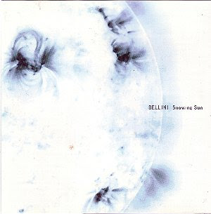 Bellini Snowing Sun CD cover