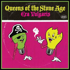 QOTSA Era Vulgaris CD cover