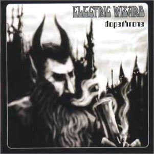 Electric Wizard Dopethrone CD cover
