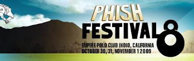 Phish Festival 8