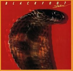 Blackfoot Strikes Album cover