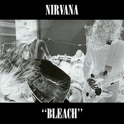 Nirvana Bleach CD cover