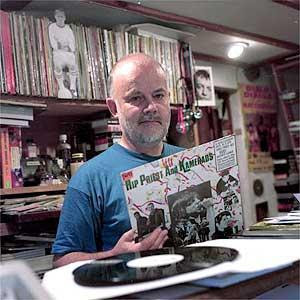 John Peel spins some crucial wax