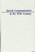 Speech Communication in the 20th Century