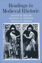 Readings in Medieval Rhetoric