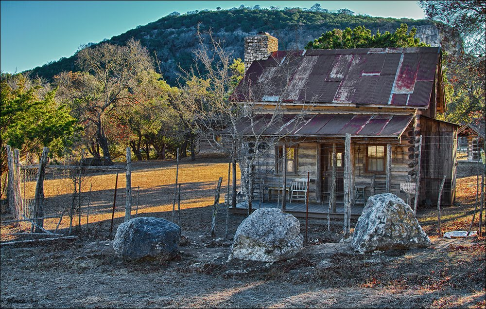 Marcia 39 S Photography Texas Hill Country Cabin