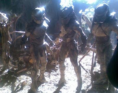 Predators movies