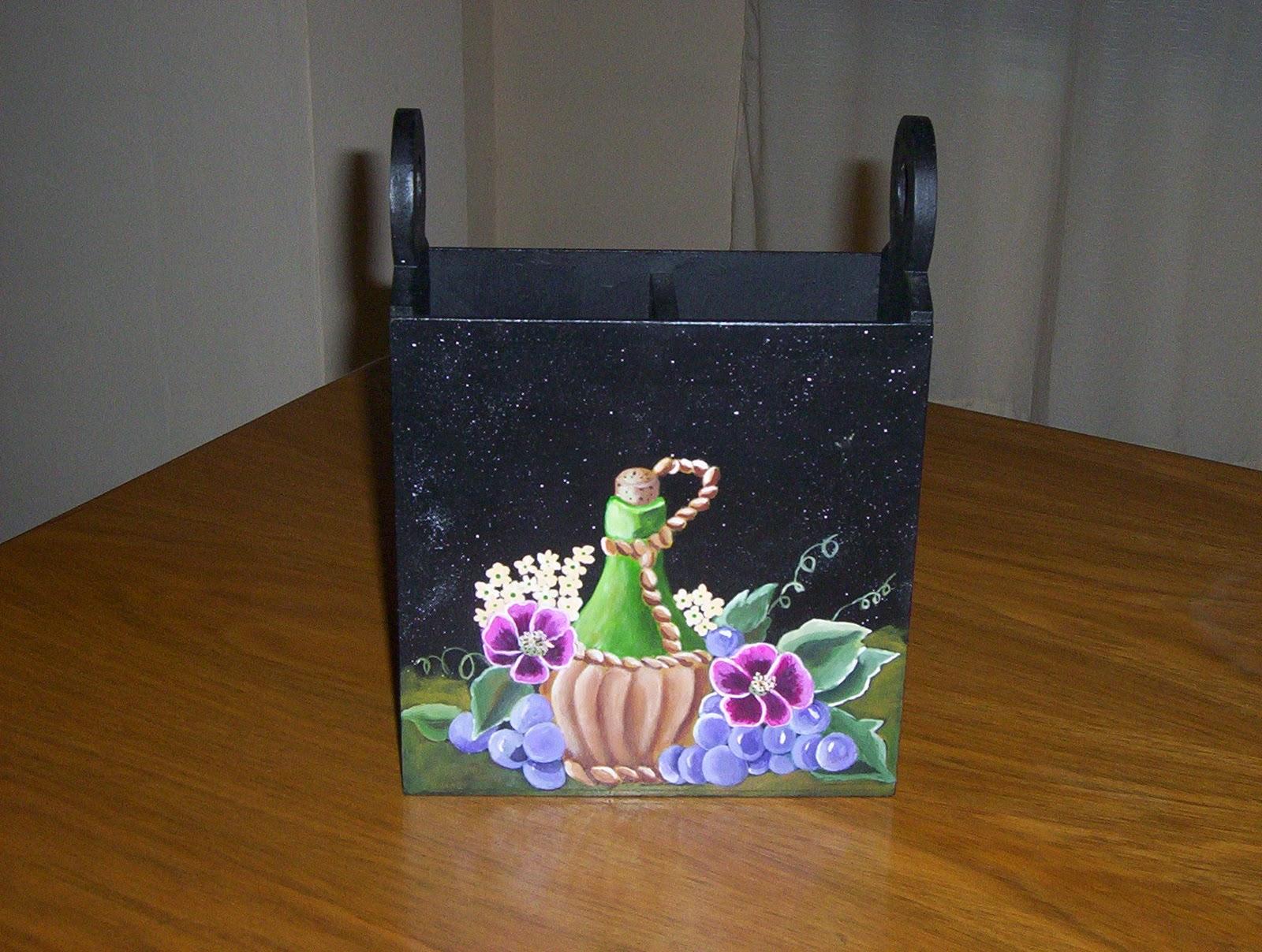Rosario manualidades cajas pintadas - Manualidades a mano ...