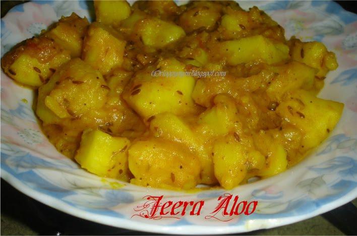 Jeera aloo from sanjeev kapoor recipe junction jeera aloo from sanjeev kapoor forumfinder Gallery