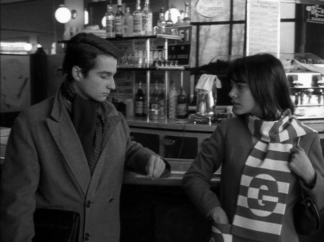 criticism over godards masculin feminin film Jean-luc godard, når jean-luc godards værk  spørgsmål som førte godard væk fra fi lmen som kontekst over mod tv  (une femme mariée, 1964, masculin.