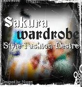 SAKURA wardrobe