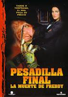 Pesadilla en Elm Street 6: Pesadilla Final La Muerte de Freddy