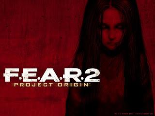 F.E.A.R. 2: Project Origin portada