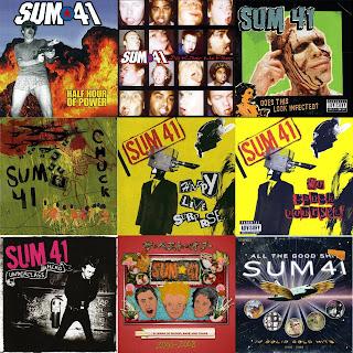 Discografía Sum 41