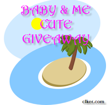 Baby & Me Cute Giveaway