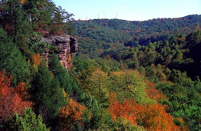 Conkle's Hollow Fall Foliage Weekend coming soon