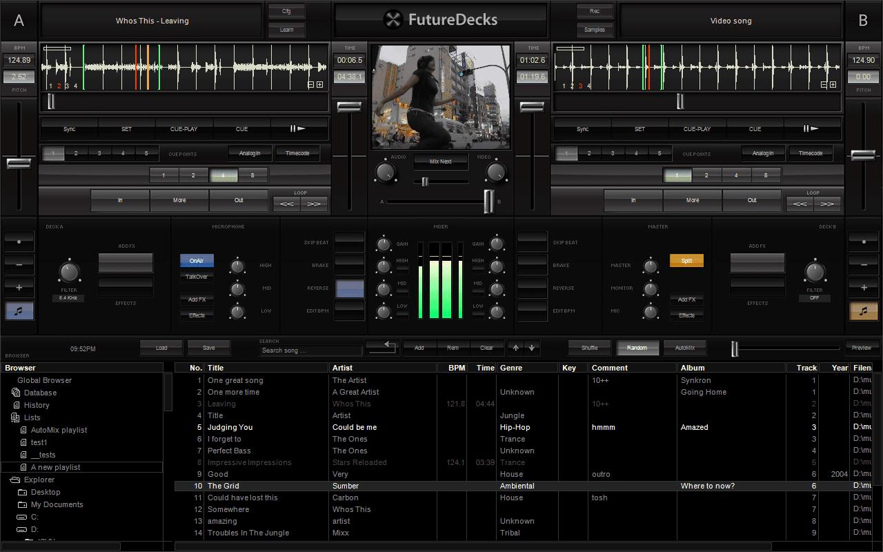 FutureDecks Pro v2 0 3 MacOSX Incl Keymaker-CORE