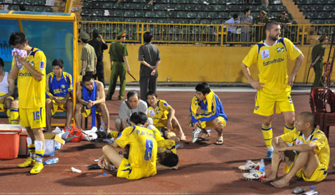 Vietfootball: SLNA fans looking for changes