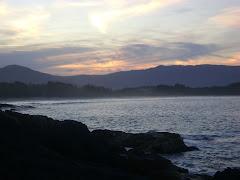 Praia do Ouvidor em um lindo final de tarde.Que beleza!!!!!!