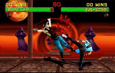 Jogos da série Mortal Kombat do console Super Nintendo é o melhor