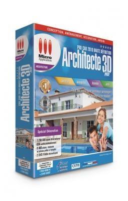 Telecharger logiciels gratuit free 3d architecte classic for Architecte 3d 2010