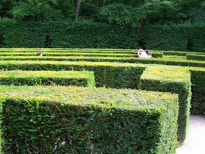 pidic encadrees photo amateur photographie gironde bordeaux rive droite chenonceau labyrinthe
