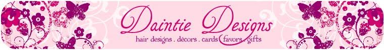 Daintie Designs