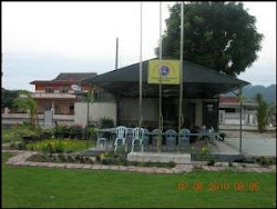 Pusat Komuniti bersebelah Masjid Solatiah