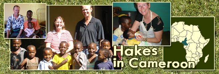 Hakes in Cameroon