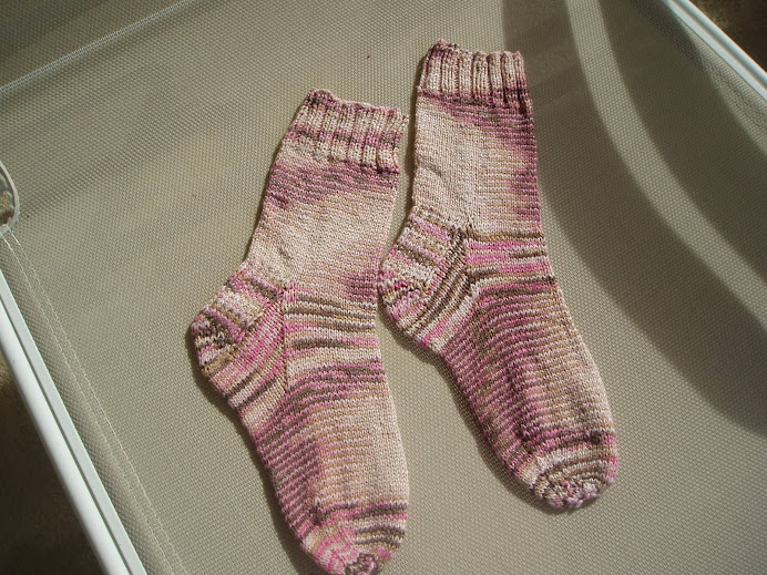 Socks Rock: Magic Loop Socks Tutorial