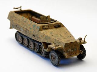 sd kfz 251/3 ausf. d Jaś