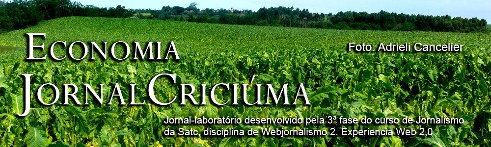 Blog Jornal Criciúma - Economia