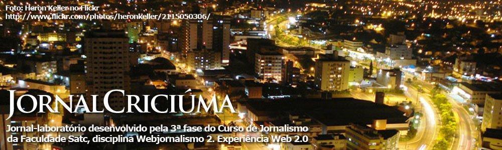 Blog Jornal Criciúma