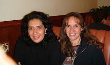 2008 Mayo 20 - Con Erika Arzate