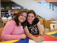 2008 Mayo 28 - Lali Wilson y Leslie